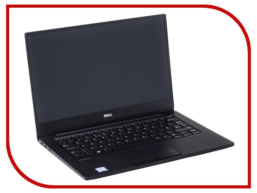 Ноутбук Dell Latitude 7370 Dark Grey 7370-4943 Intel Core M7-6Y75 1.2 GHz/8192Mb/256Gb SSD/No ODD/Intel HD Graphics/Wi-Fi/Bluetooth/Cam/13.3/1920x1080/Windows 7 64-bit 367172<br>