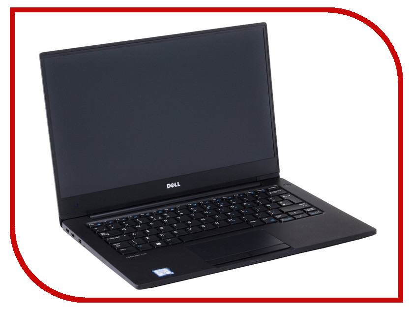 Ноутбук Dell Latitude 7370 Black 7370-4936 Intel Core M5-6Y54 1.1 GHz/8192Mb/256Gb SSD/No ODD/Intel HD Graphics/LTE/Wi-Fi/Bluetooth/Cam/13.3/1920x1080/Windows 7 64-bit 367160<br>