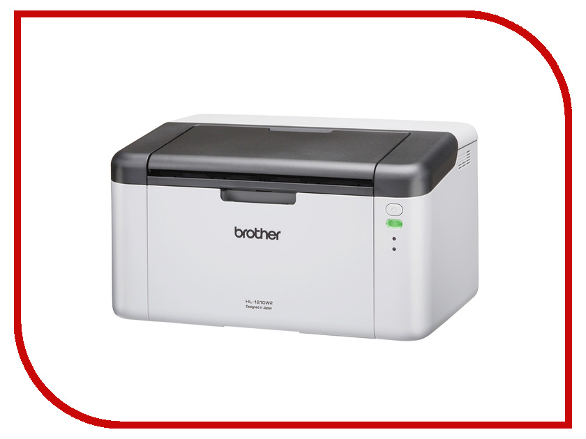 Принтер Brother HL-1210WR<br>