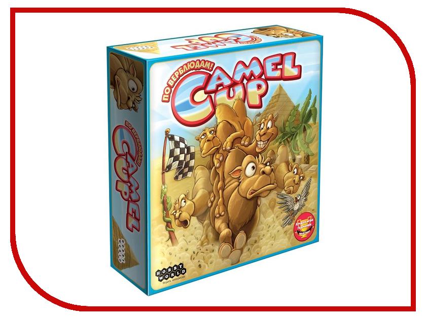 Настольная игра Hobby World Camel Up 1426 camel productions
