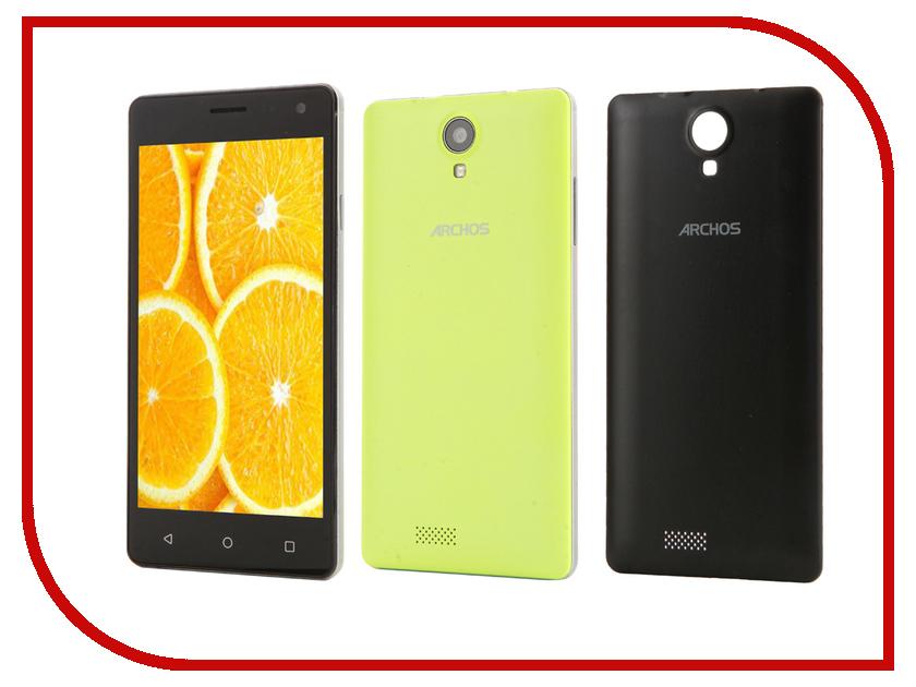 Сотовый телефон Archos 50d Neon Dark Grey<br>