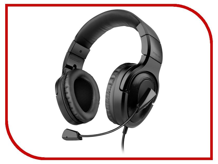 Гарнитура Speed-Link SL-8796-BK-01 MEDUSA XE 5.1 True Surround Headset<br>
