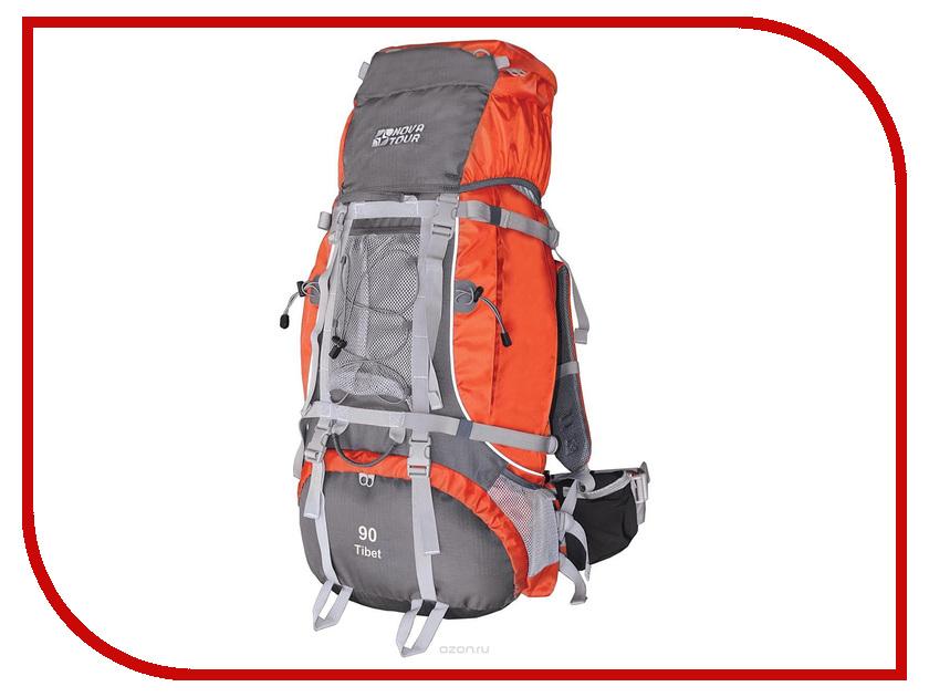 Рюкзак Nova Tour Тибет 90 Grey-Terracotta 95772-250-00<br>