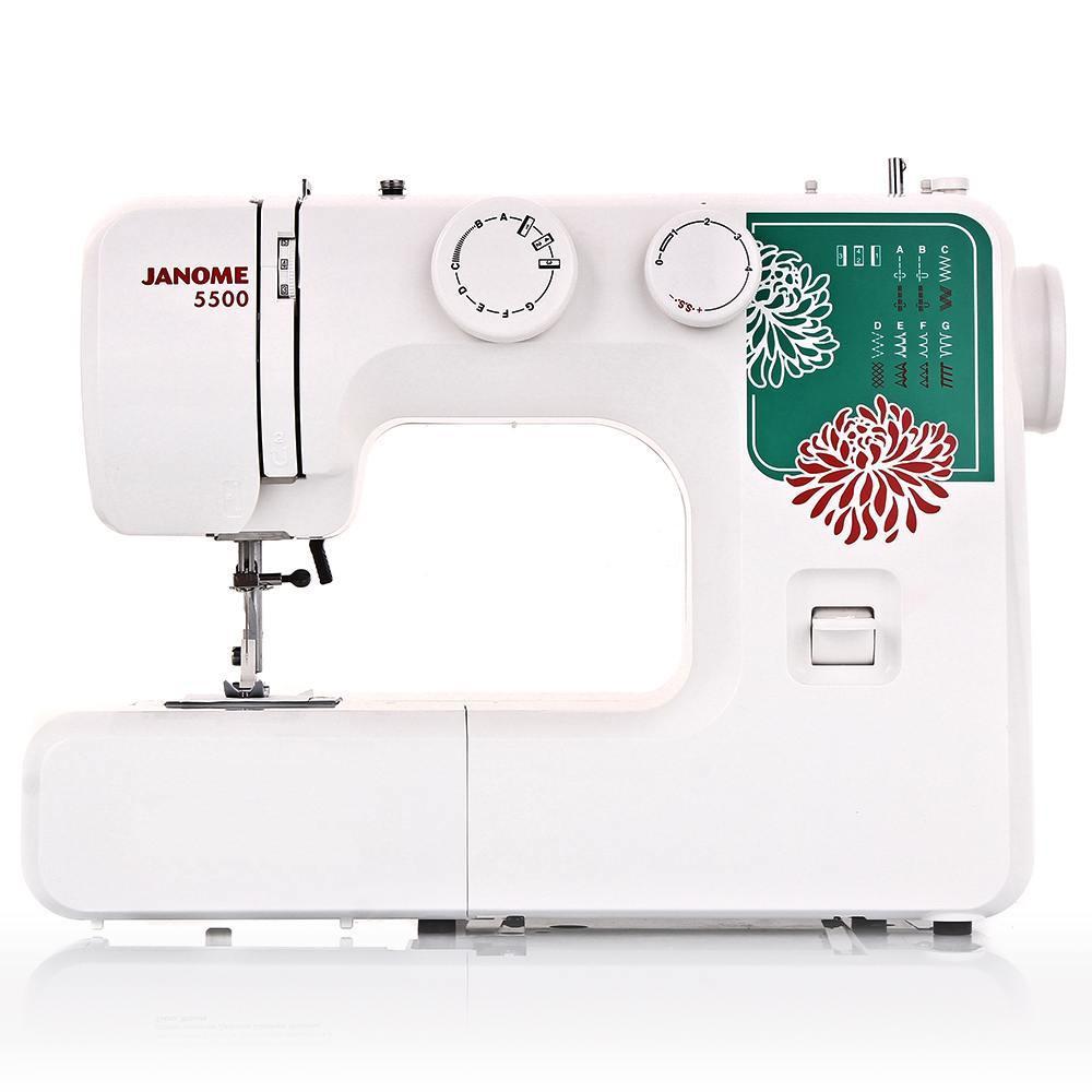 лучшая цена Швейная машинка Janome 5500