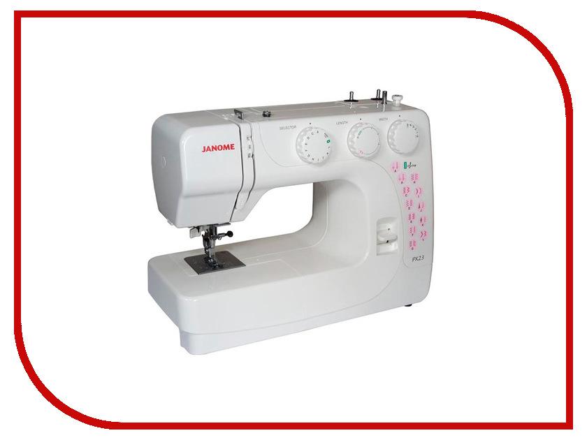 Швейная машинка Janome PX23 швейная машинка janome sew mini deluxe