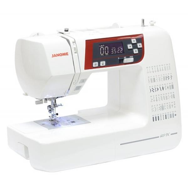 Швейная машинка Janome DC 603 liberty booby
