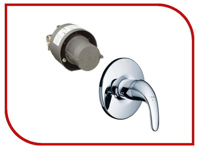 Смеситель Hansgrohe Focus E 31766000 салфетки hi gear hg 5585