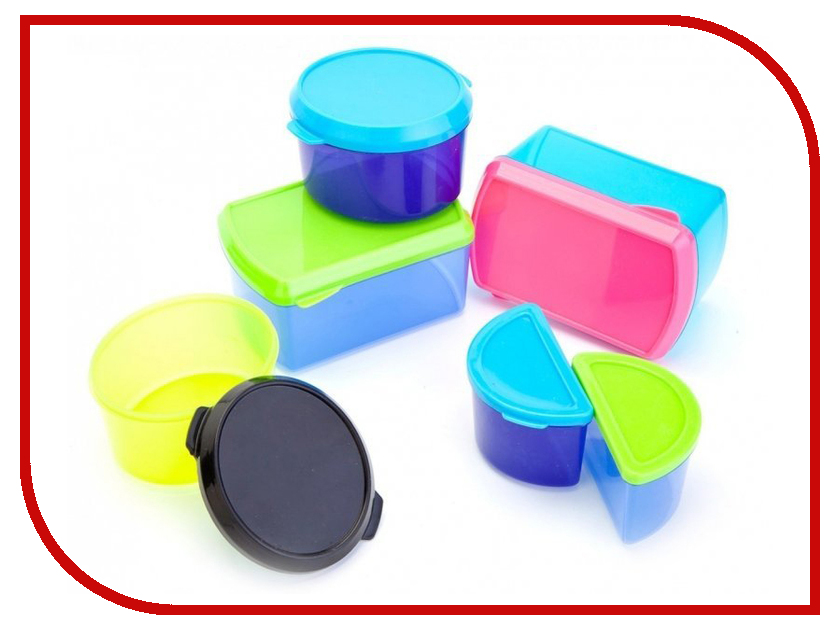 Термоконтейнер Bradex TK 0205 - набор кухонная принадлежность bradex держатель чайных пакетиков и ложки кролик pink tk 0234