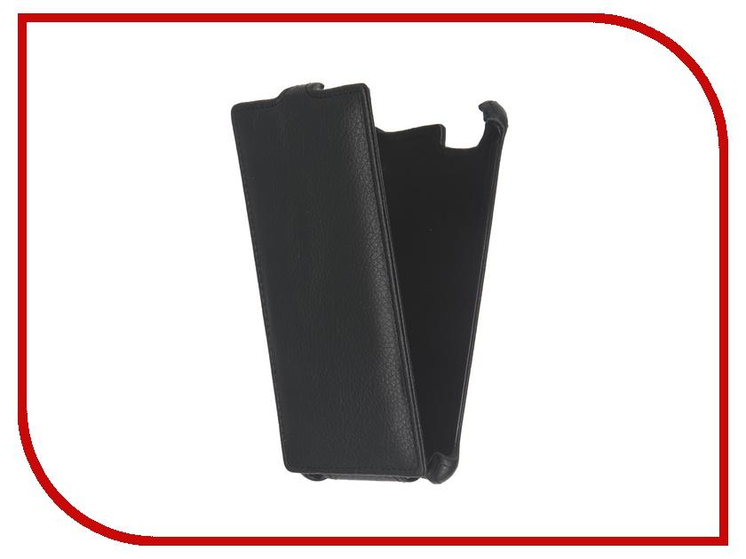 купить Аксессуар Чехол Philips S616 Zibelino Classico Black онлайн
