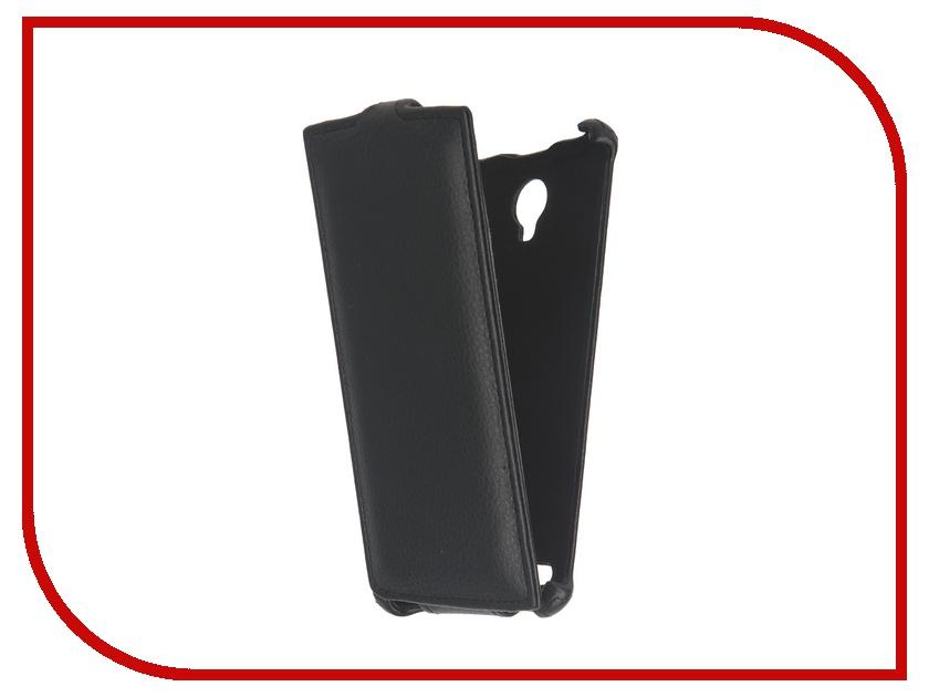 Аксессуар Чехол Philips S337 Zibelino Classico Black ZCL-PHL-S337-BLK аксессуар чехол alcatel one touch 5010d pixi 4 zibelino classico black zcl alc 5010d blk