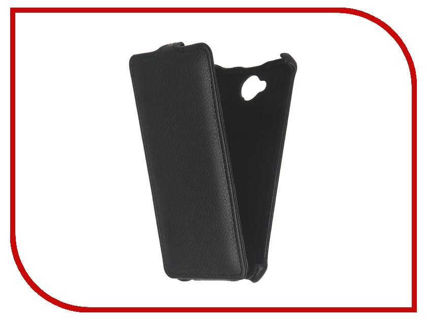 Аксессуар Чехол Microsoft Lumia 650 Zibelino Classico Black ZCL-MRST-650-BLK