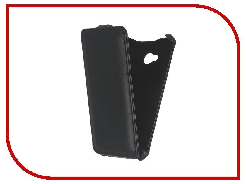 Аксессуар Чехол Microsoft Lumia 640 Zibelino Classico Black<br>