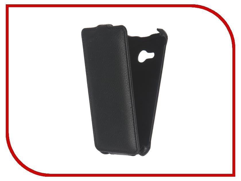 Аксессуар Чехол Microsoft Lumia 550 Zibelino Classico Black<br>