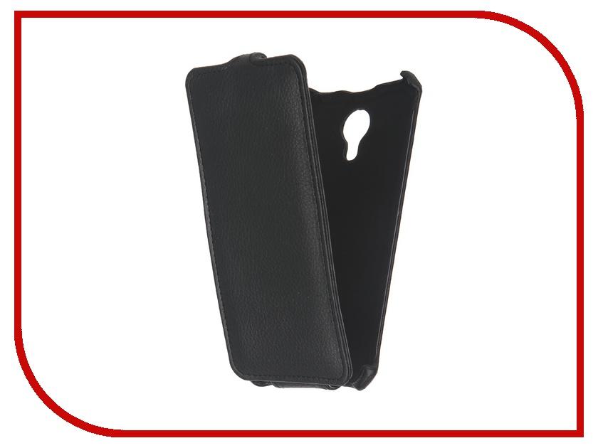 Аксессуар Чехол Meizu M3 Note Zibelino Classico Black<br>