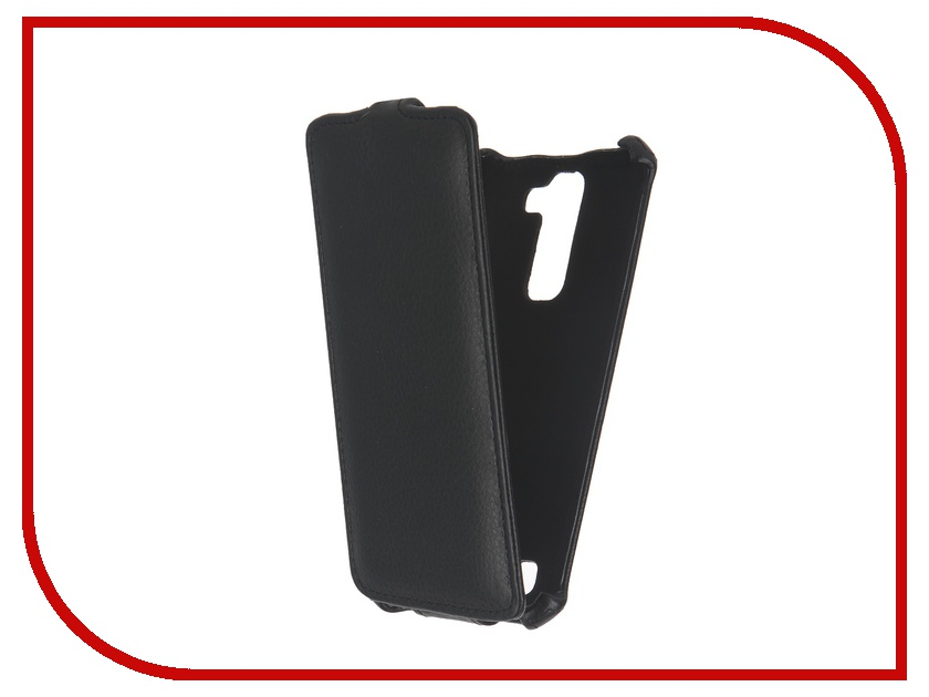 Аксессуар Чехол LG K7 Zibelino Classico Black ZCL-LG-K7-BLK аксессуар чехол alcatel one touch 5010d pixi 4 zibelino classico black zcl alc 5010d blk