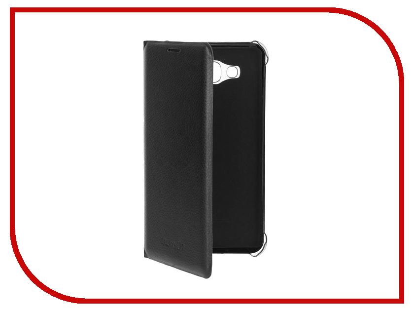 Аксессуар Чехол Samsung Galaxy J7 2016 ACQUA Wallet Extra Black 54291
