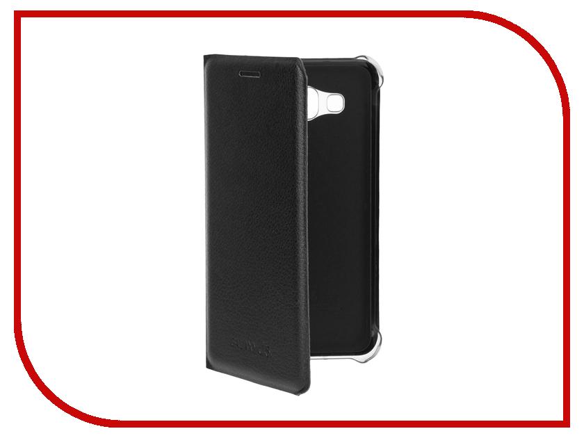 Аксессуар Чехол Samsung Galaxy J5 2016 ACQUA Wallet Extra Black 54290<br>