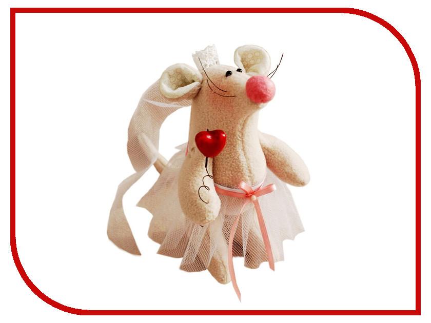Набор для творчества Ваниль Love Story Невеста шитье текстильной куклы LV001<br>