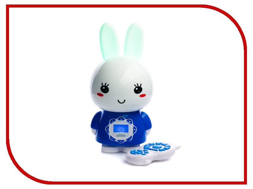 Игрушка Alilo G7 Большой зайка Blue 60923 игрушка alilo v8 классный зайка blue 60903