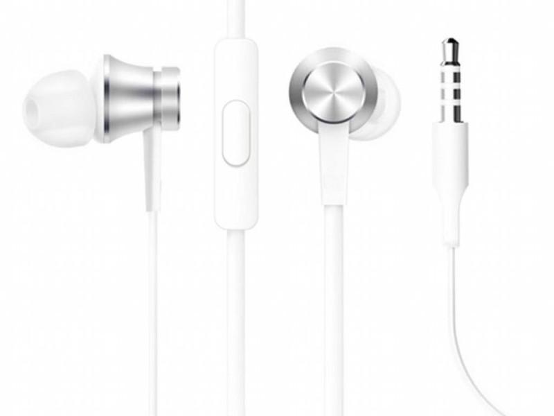 Xiaomi Mi Piston Headphones Basic Silver