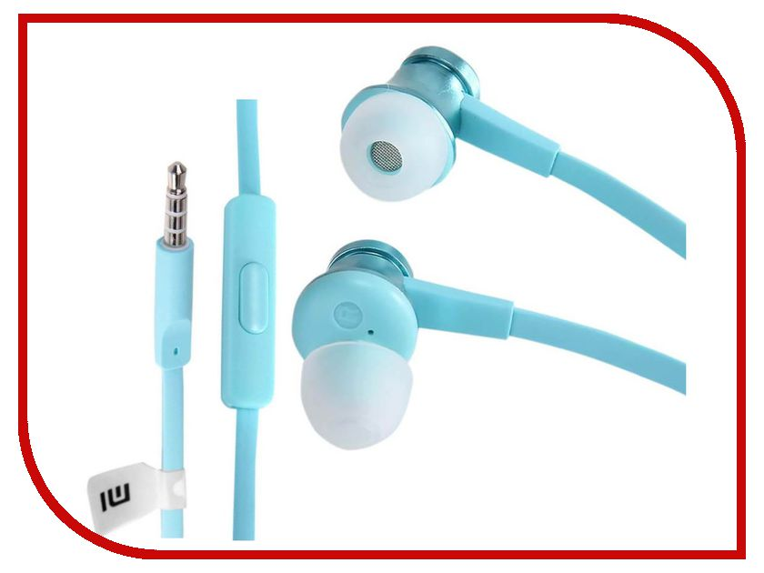 Xiaomi 1More Piston Basic Edition Blue ZBW4312GL [spain stock]original xiaomi piston ii earphone headphone headset with remote