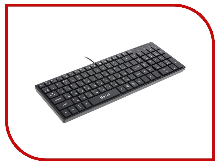 Клавиатура Intro KM490 Black Б0015209
