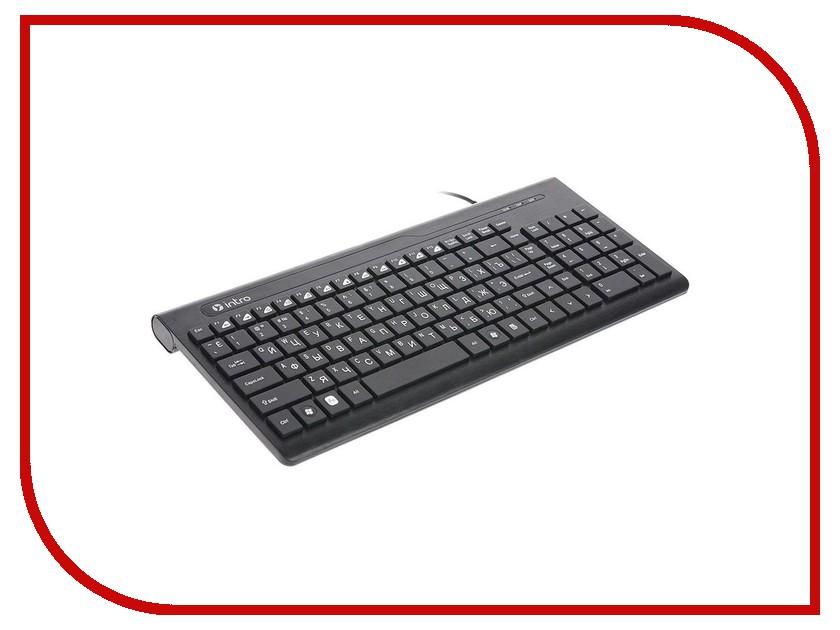 Клавиатура Intro KU590 Black Б0015218<br>