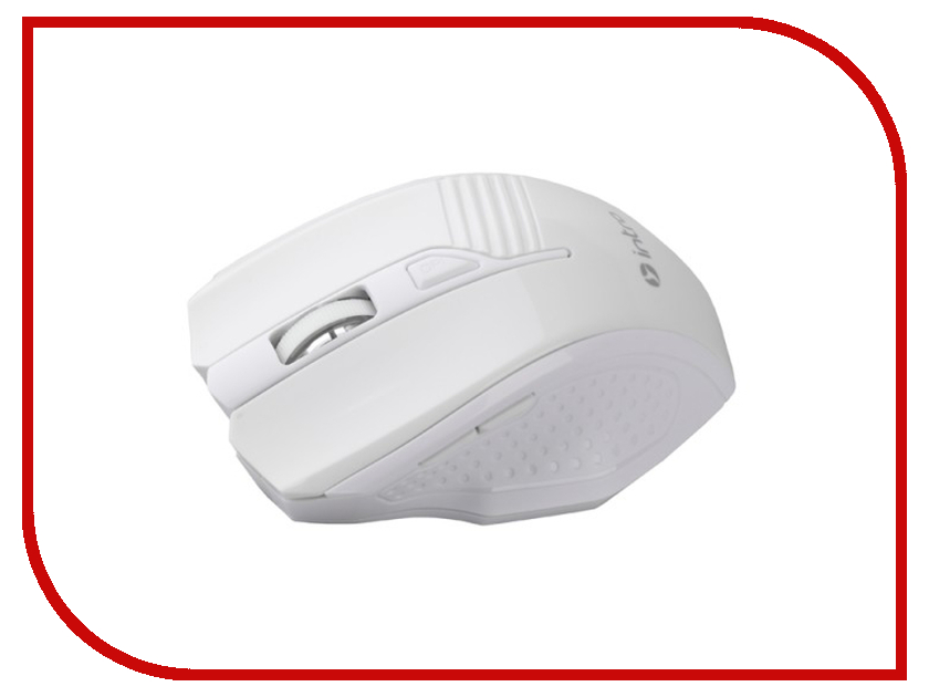 Мышь беспроводная Intro MW195 White Б0019044<br>