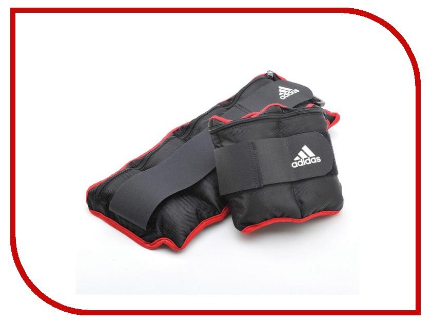 Утяжелитель Adidas ADWT-12230 2.0kg x 2<br>