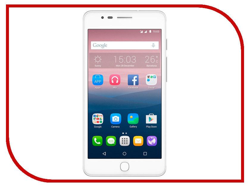 Сотовый телефон Alcatel OneTouch 6044D POP UP White<br>