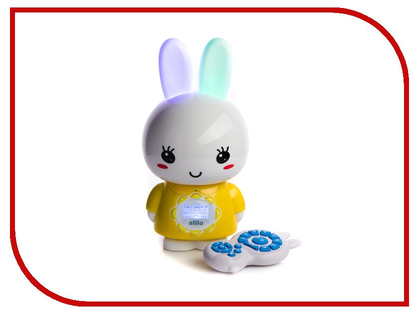 Игрушка Alilo G7 Большой зайка Yellow 60922 игрушка alilo v8 классный зайка blue 60903