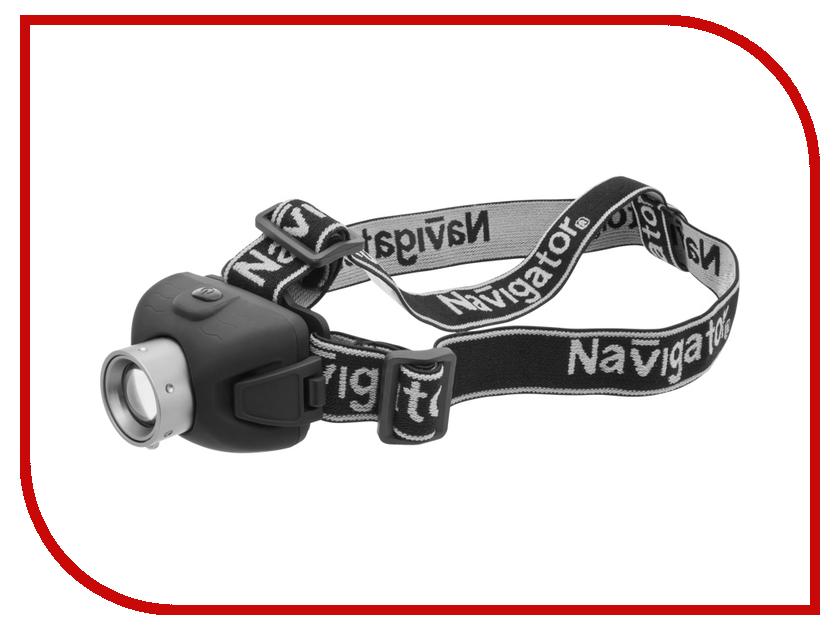 Фонарь Navigator 94 913 NPT-H06-3AAA фонарь кемпинговый navigator 94 948 npt ca06 3aa светодиодный