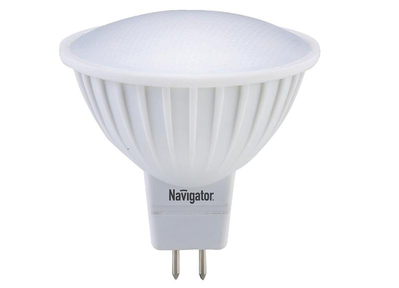 Лампочка Navigator 94 127 NLL-MR16-3-230-4K-GU5.3