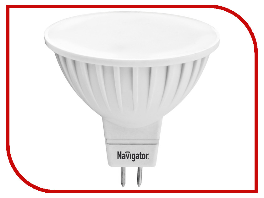 Лампочка Navigator 94 244 NLL-MR16-7-230-3K-GU5.3<br>