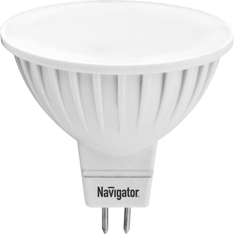 Лампочка Navigator 94 245 NLL-MR16-7-230-4K-GU5.3 лампочка navigator 94 131 nll g45 5 230 4k e14