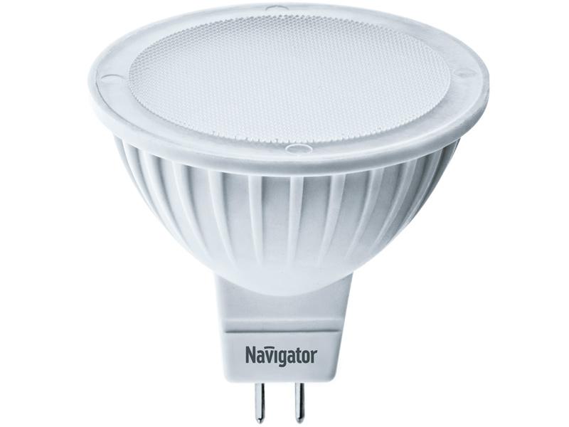 Лампочка Navigator 94 246 NLL-MR16-7-230-6.5K-GU5.3 лампочка navigator 94 263 nll mr16 5 230 3k gu5 3