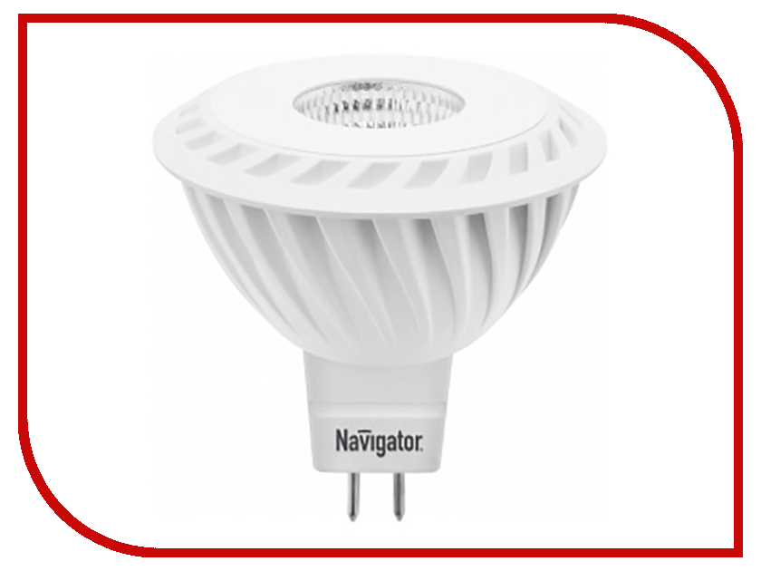 Лампочка Navigator Professional 94 351 NLL-MR16-7-230-4K-GU5.3-60D<br>