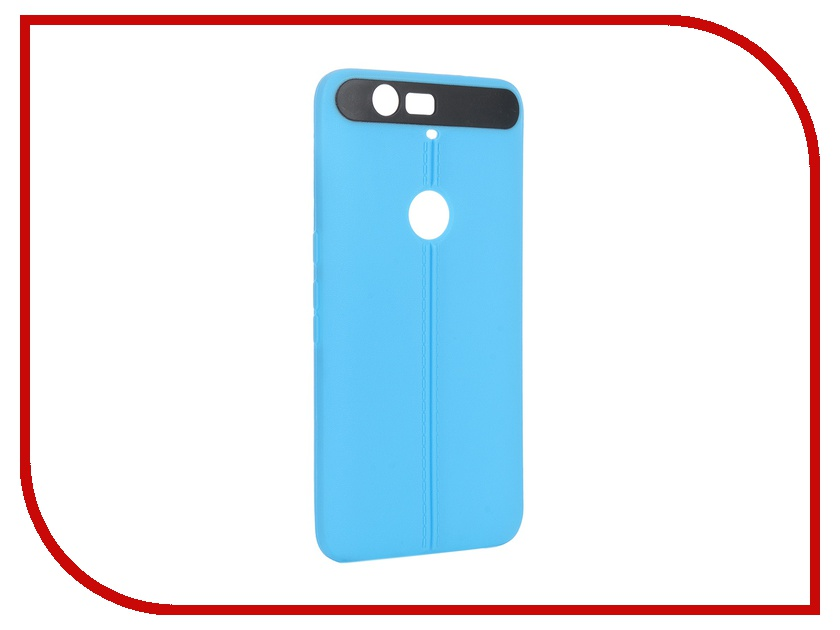 Аксессуар Чехол Huawei Nexus 6P Apres Soft Protective Back Case Cover Blue<br>