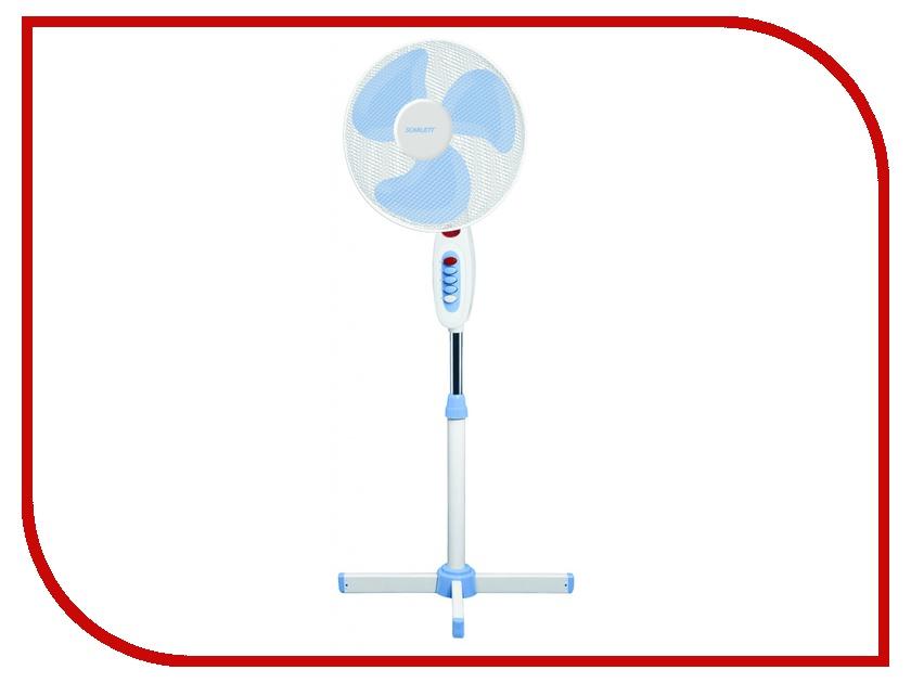 Вентилятор Scarlett SC-376 White<br>