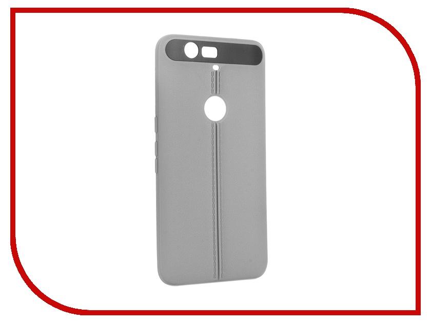 Аксессуар Чехол Huawei Nexus 6P Apres Soft Protective Back Case Cover Grey