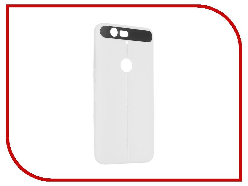 Аксессуар Чехол Huawei Nexus 6P Apres Soft Protective Back Case Cover White