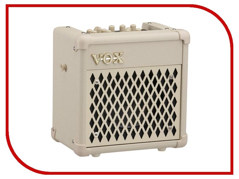 Комбо-усилитель VOX Mini5 Rhythm Ivory<br>