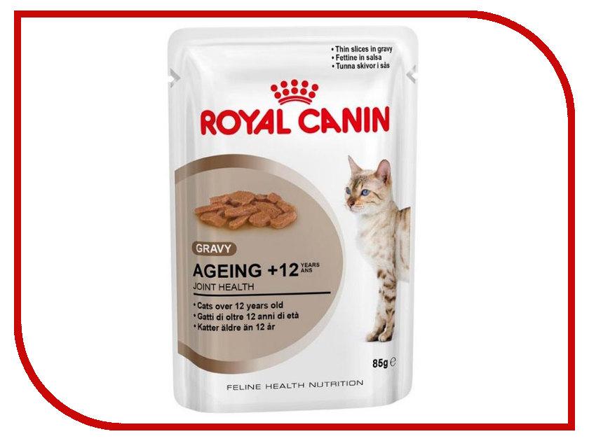 Корм ROYAL CANIN Ageing 85g для кошек +12 488001/478001/788001
