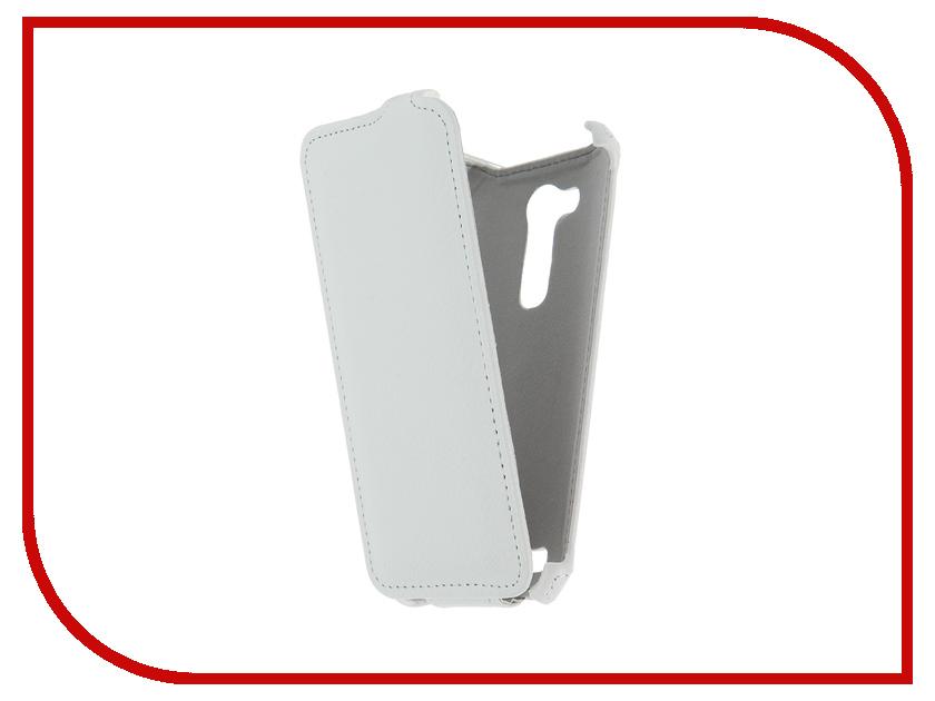 Аксессуар Чехол ASUS ZenFone Go ZB452KG Gecko White GG-F-ASZB452KG-WH<br>
