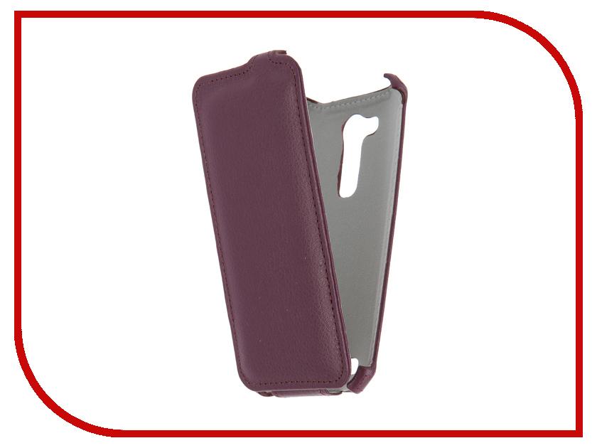 Аксессуар Чехол ASUS ZenFone Go ZB452KG Gecko Violet GG-F-ASZB452KG-VIO<br>
