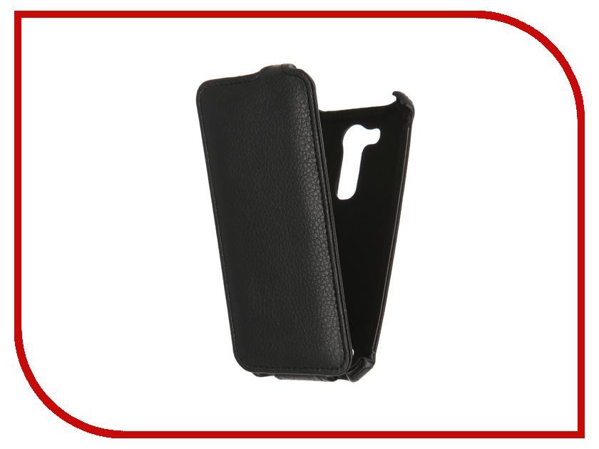 Аксессуар Чехол ASUS ZenFone Go ZB452KG Gecko Black GG-F-ASZB452KG-BL<br>