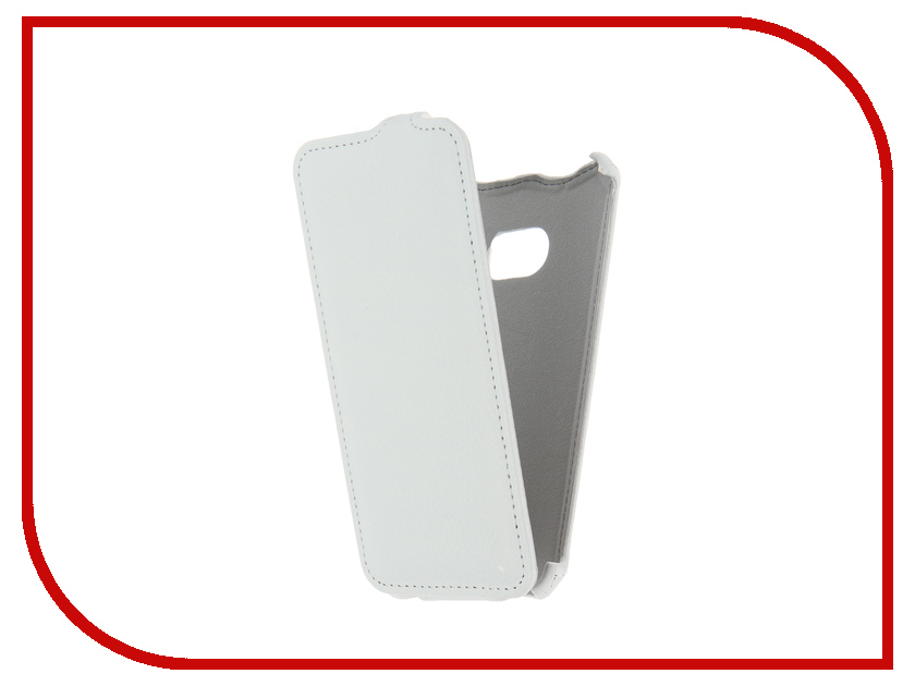 Аксессуар Чехол HTC One M10 Lifestyle Gecko White GG-F-HTC10-WH
