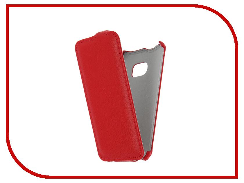 Аксессуар Чехол HTC One M10 Lifestyle Gecko Red GG-F-HTC10-RED<br>