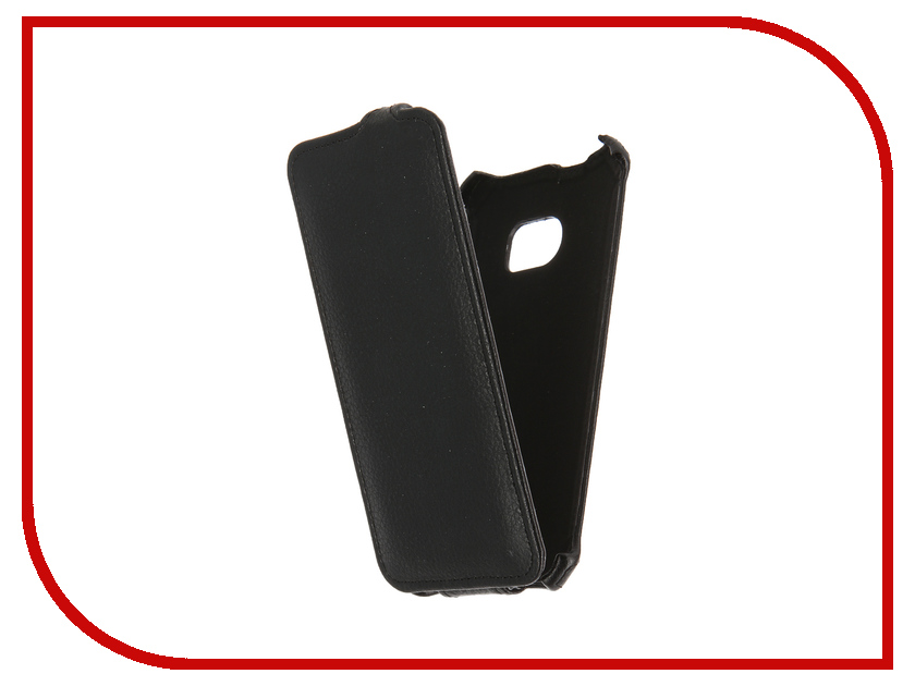 Аксессуар Чехол HTC One M10 Lifestyle Gecko Black GG-F-HTC10-BL<br>