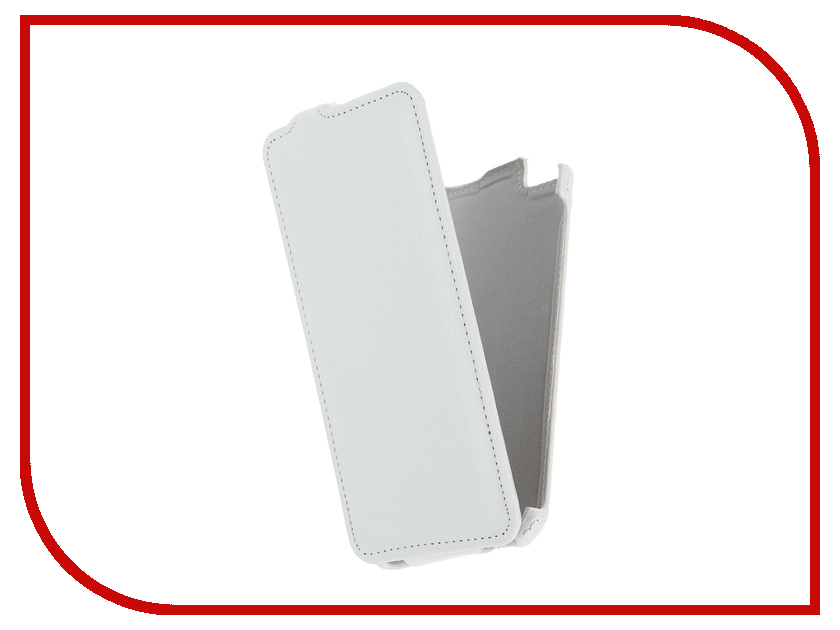 Аксессуар Чехол HTC One X9 Gecko White GG-S-HTC1X9-WH<br>
